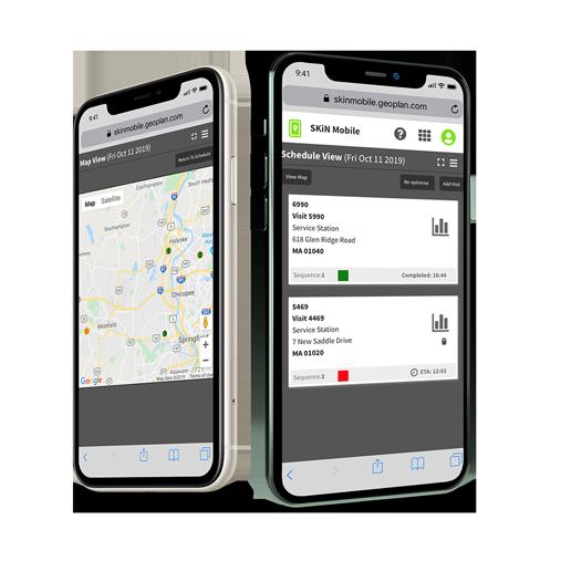 Distributing Journey Plans via Mobile Device